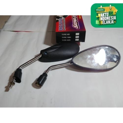 Foto Produk Spion Satria Fu Chrome Kw Super dari Lestari Motor 2