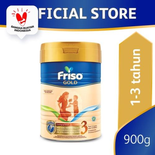Foto Produk Friso Gold 3 Susu Formula Anak 1-3 Tahun 900g dari Friso Official Store