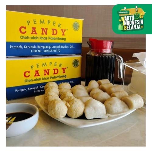 Foto Produk Pempek Candy Kecil Satuan dari Pempek Candy