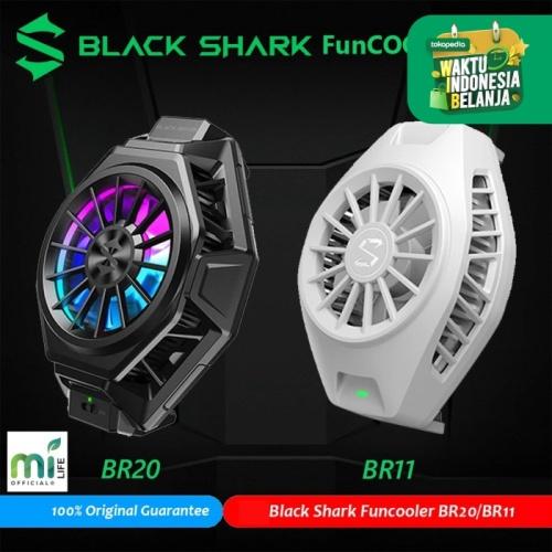 Foto Produk BLACK SHARK FUNCOOLER PRO BLACKSHARK FUN COOLER PENDINGIN COOLING FAN - BR11 WHITE dari Mi Life Official