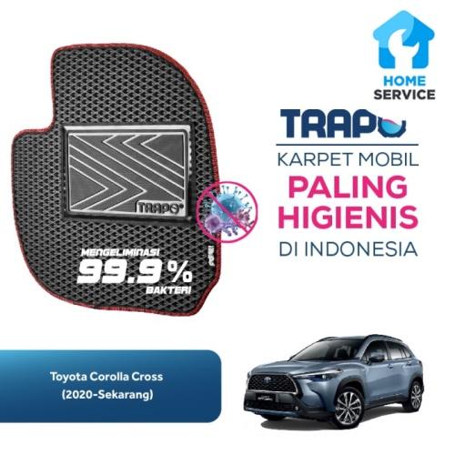 Foto Produk Karpet Mobil Trapo Toyota Corolla Cross (2020-Sekarang) Fullset - Fullset Saja dari Trapo Indonesia