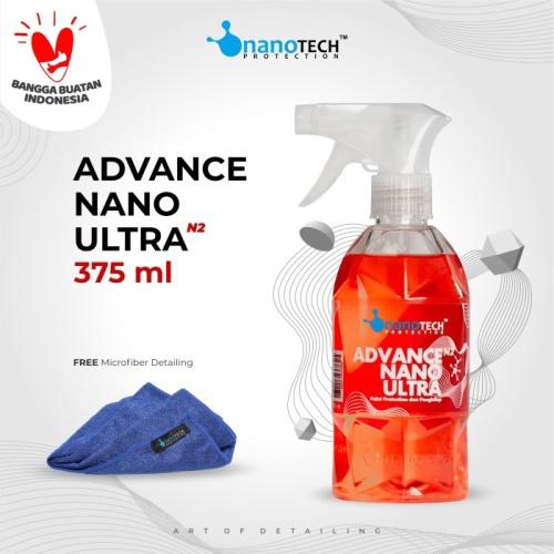 Foto Produk Advance Nano Ultra Ceramic Coating Wax Quick Spray Sealant Protection dari Nanotech Protection