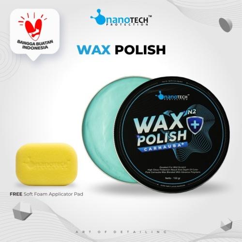 Foto Produk WAX POLISH NANOTECH PROTECTION   PENGKILAP MOBIL   WAX MOBIL & MOTOR dari Nanotech Protection