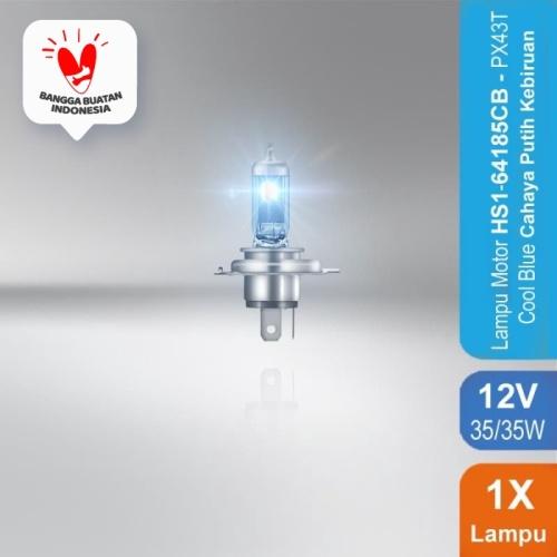 Foto Produk Osram Lampu Motor Yamaha Vixion New Advance 2014-on- HS1 64185CB  dari Osram Automotive