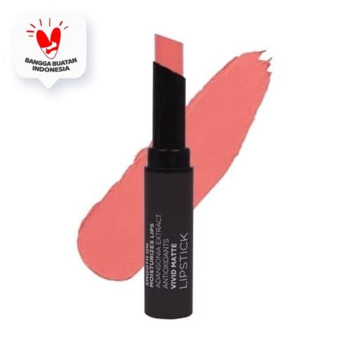 Foto Produk Mineral Botanica Vivid Matte Lipstick - Amaryliss dari Mineral Botanica ID