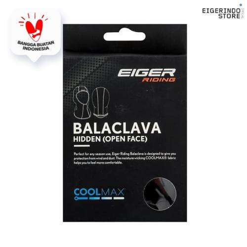 Foto Produk Eiger Hidden Balaclava - Black dari Eigerindo Store