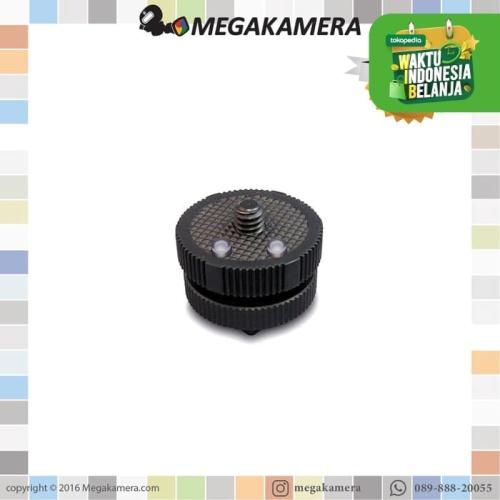 Foto Produk Zoom HS-1 Hot Shoe Mount Adapter For Zoom H1 H1N H6 H4 H5 dari Megakamera