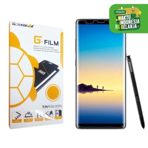 Foto Produk Gobukee TPU Screen Protector Galaxy Note8 / Note8 Garansi Free Replace dari unomax