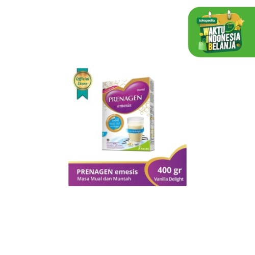 Foto Produk Prenagen Mommy Emesis Vanilla Delight 400 G dari Prenagen World Official