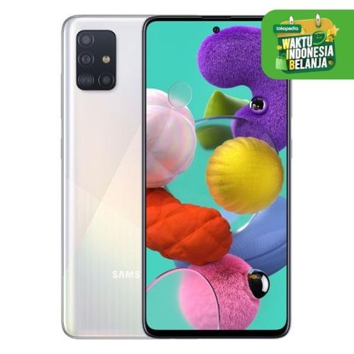 Foto Produk Samsung Galaxy A51 (8GB/128GB) - Putih dari ERAFONE