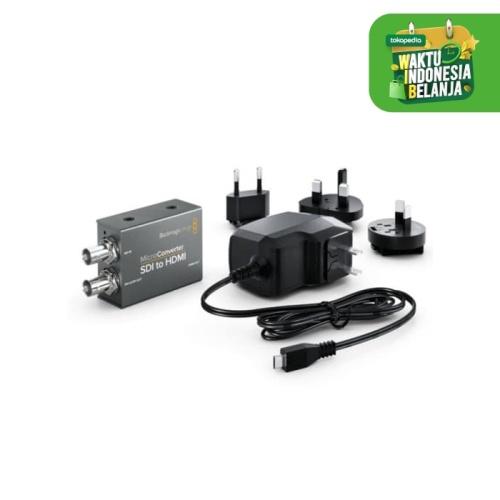Foto Produk Blackmagic Design Micro Converter SDI To HDMI With PSU dari Core Media