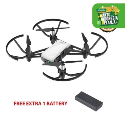 Foto Produk Dji Tello Bonus Extra 1 Battery Garansi Resmi Dji Indonesia - drone Dj dari DG PRO