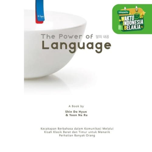 Foto Produk The Power of Language - Shin Do Hyun & Yoon Na Ru - Haru dari Republik Fiksi
