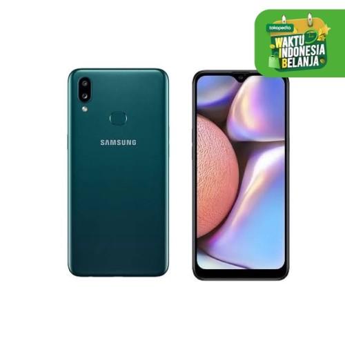 Foto Produk Samsung Galaxy A10s Ram 2 GB Internal 32 GB Garansi Resmi - Hitam dari 7EVENSHOP