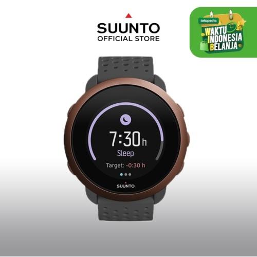 Foto Produk Jam Tangan Pintar Suunto 3 Slate Grey Copper dari Suunto Official Store