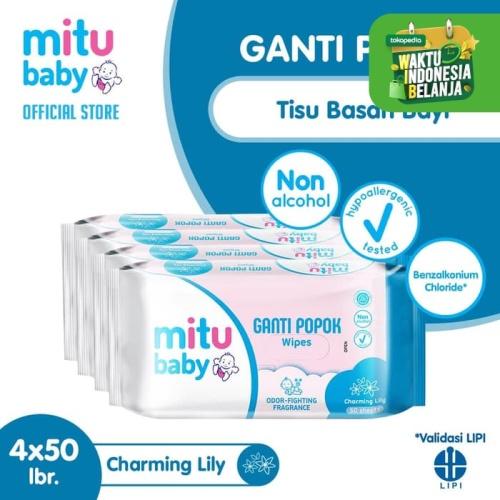 Foto Produk Mitu Tisu Basah - Paket Ceria 3 dari Mitu Indonesia