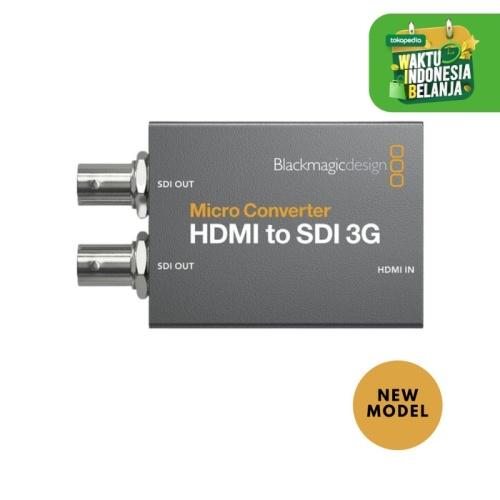 Foto Produk Blackmagic Design Micro Converter HDMI To SDI dari Core Media