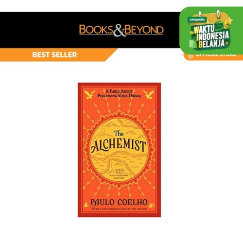 Foto Produk The Alchemist 25th Anniversary: A Fable About Following Your Dream dari BooksBeyond