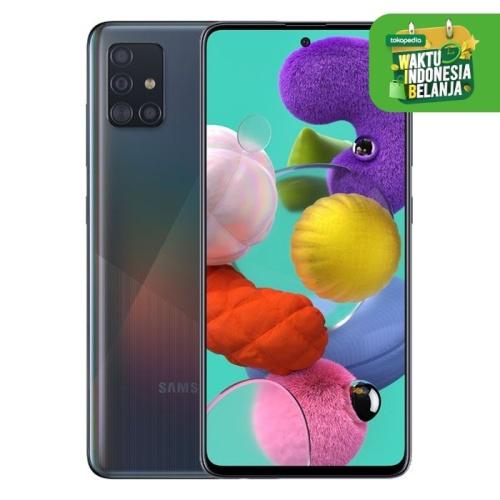 Foto Produk Samsung Galaxy A51 (8GB/128GB) - Hitam dari ERAFONE