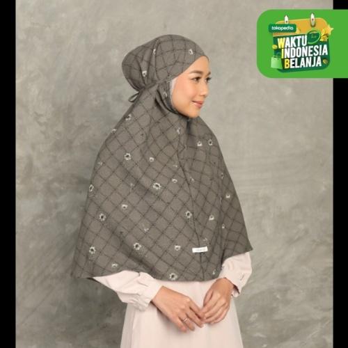 Foto Produk Hijab Instant Kerudung Bergo Calida Diario - Rockies dari diario