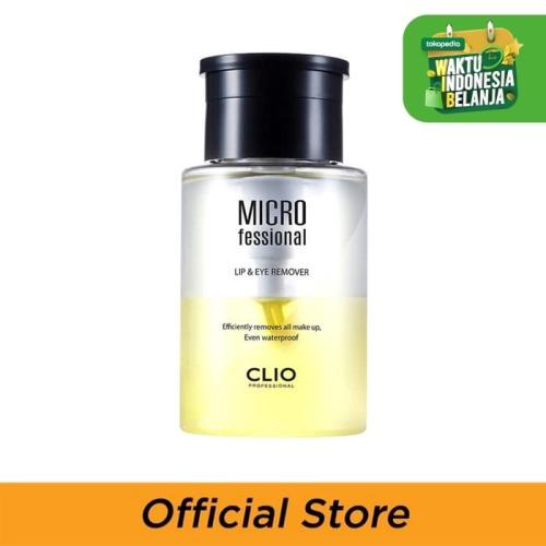 Foto Produk Clio Micro-fessional Lip & Eye Remover dari Clio Professional
