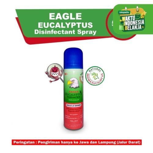 Foto Produk CAP LANG Eagle Eucalyptus Disinfectant Spray 50ml dari CAP LANG OFFICIAL STORE