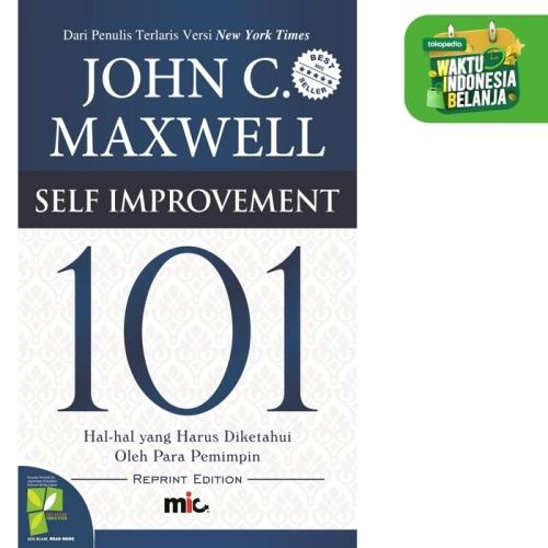 Foto Produk Self Improvement 101 - John C. Maxwell dari MIC Publishing