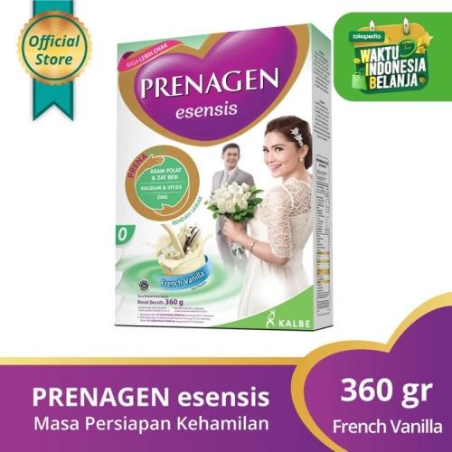 Foto Produk Prenagen Esensis Vanila 360gr dari Prenagen World Official