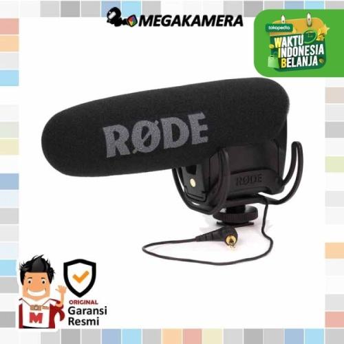 Foto Produk Rode Microphone Videomic Pro Rycote, Mic DSLR / Mirrorless dari Megakamera