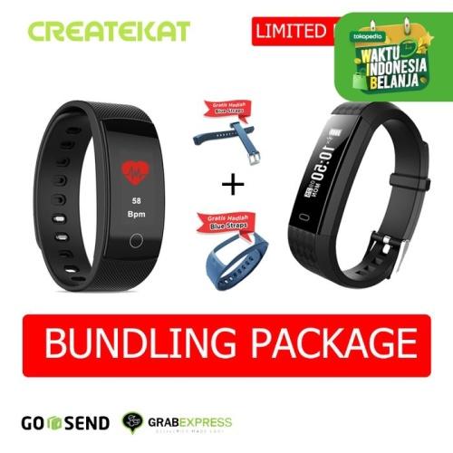 Foto Produk Createkat Bundling Promotion for Smartband and Smartwatch dari CreateKat