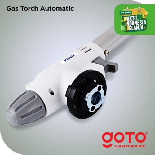 Foto Produk Gas Torch Blow Pematik Multi Purpose Alat Las Bakar dari GOTO Hardware