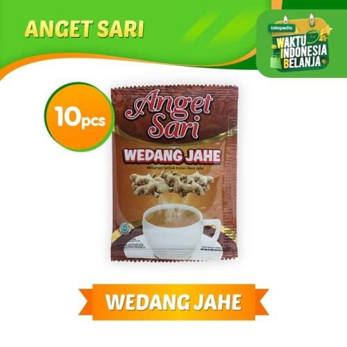 Foto Produk Anget Sari Wedang Jahe 10 pcs dari Forisa Store