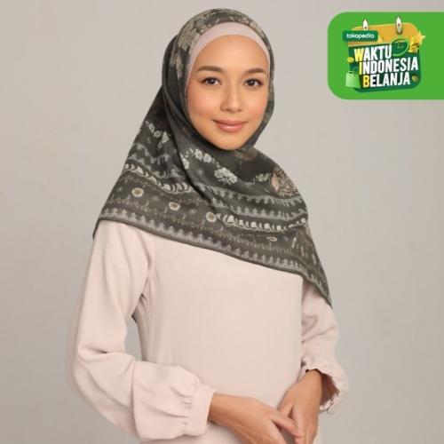 Foto Produk Hijab Wanita Vienna Series Diario x Nagita Slavina - Duffel Bag dari diario