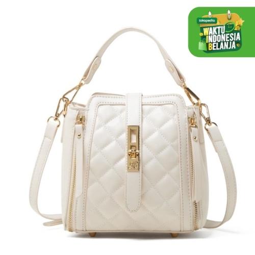 Foto Produk Jims Honey - Kathrin Bag Tas Wanita Import - Putih dari JIMS HONEY OFFICIAL