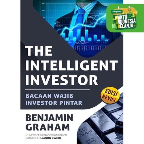 Foto Produk Buku The Intelligent Investor (Edisi Revisi) . Benjamin Graham HC dari ombotak