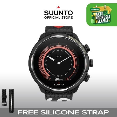 Foto Produk Jam Tangan Pintar Suunto 9 BARO Titanium Ambassador Edition dari Suunto Official Store
