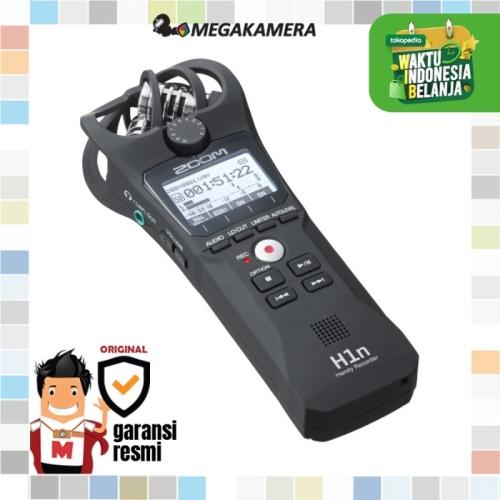 Foto Produk Zoom H1 Ultra-Portable Digital Audio Recorder dari Megakamera