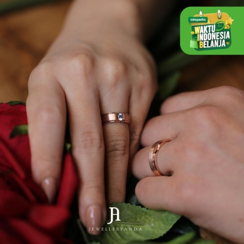 Foto Produk Best Seller 1 - Diamond Ring - Jewelleryanda - 10 dari jewelleryAnda_