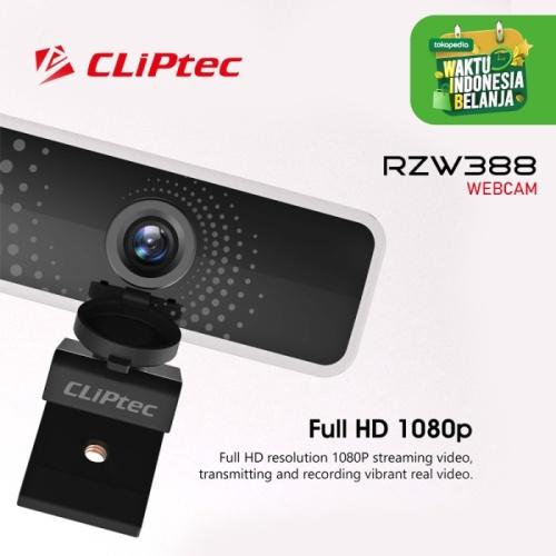 Foto Produk CLIPtec Webcam RZW388 Full HD1080P dari IT-SHOP-ONLINE