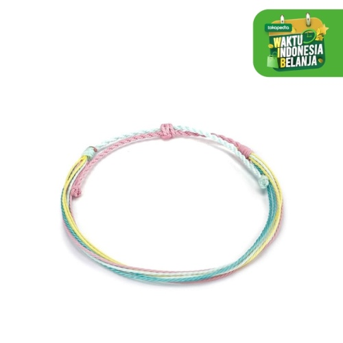 Foto Produk Gelang Tali GRATITUDE TuTu and Co. dari TuTu and Co