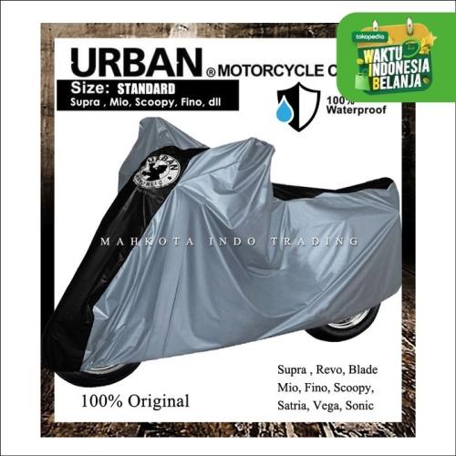 Foto Produk Cover Motor URBAN Standard / Sarung Motor Urban Standard Waterproof dari Mahkota Indo Trading