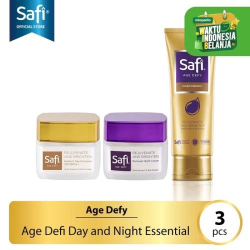 Foto Produk SAFI Age Defi Day and Night Essential dari Safi Official Store