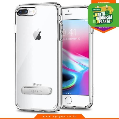 Foto Produk Spigen iPhone 7 Plus / 8 Plus Case Ultra Hybrid S - Crystal Clear dari Spigen Official
