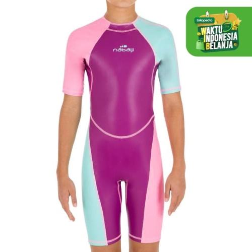 Foto Produk Nabaiji Baju Renang Anak Kloupi Pink Decathlon - 8388292 - 6 tahun dari Decathlon Indonesia