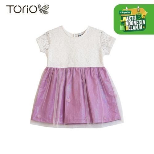 Foto Produk Baju Bayi Perempuan Torio My Little Princess Elegant Dress - 9-12 bulan dari Torio