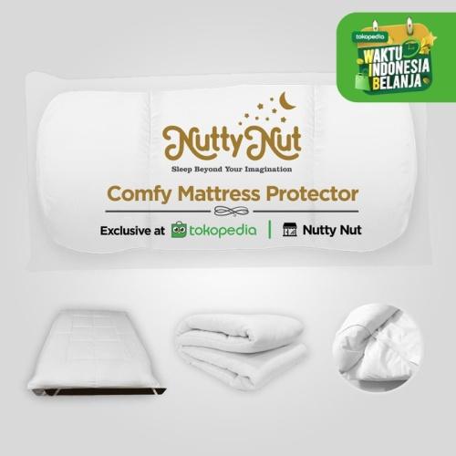 Foto Produk Nutty Nut Comfy Mattress Protector - 160X200 dari Nutty Nut