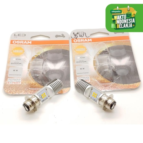 Foto Produk Lampu Depan LED Vario 125 Lama By Osram Original - Putih dari Lestari Motor 2