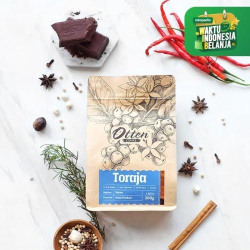 Foto Produk Otten Coffee Arabica Toraja Sapan 200g dari OTTEN COFFEE