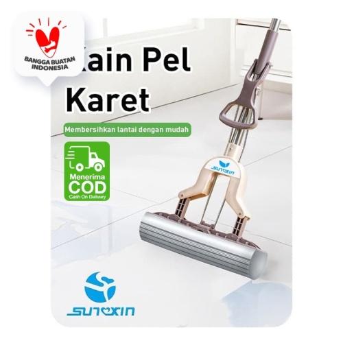 Foto Produk Mop / Pel Lantai Karet - Refill Karet dari SUNXIN