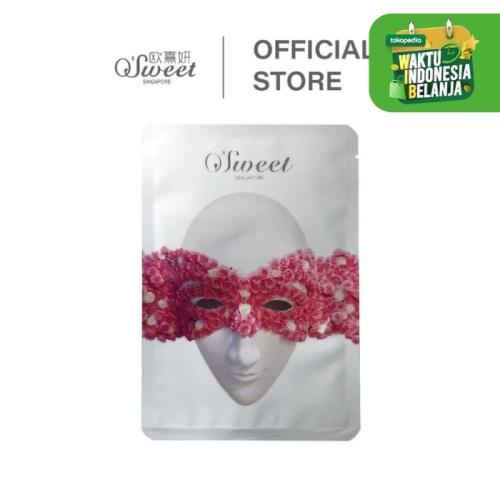 Foto Produk O'Sweet Singapore Rose Essence Brightening Mask dari O'Sweet Singapore